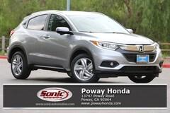 New 2019 Honda HR-V EX 2WD SUV for sale in Poway
