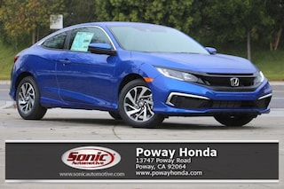 New 2019 Honda Civic LX Coupe near San Diego