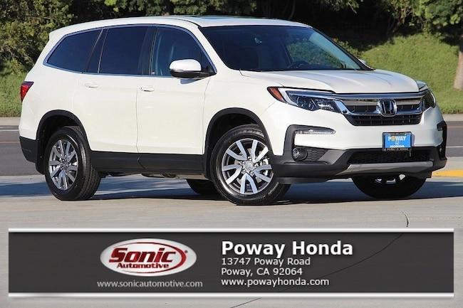 New 2019 Honda Pilot EX-L AWD SUV near San Diego
