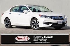Certified 2016 Honda Accord EX-L Sedan near San Diego