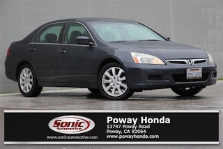 Used 2006 Honda Accord 3.0 EX w/Auto Sedan near San Diego