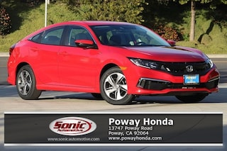 New 2019 Honda Civic LX Sedan near San Diego