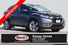 Certified 2017 Honda HR-V EX-L 2WD SUV near San Diego