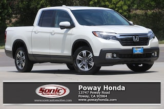 New 2019 Honda Ridgeline RTL-T AWD Truck Crew Cab for sale in Poway