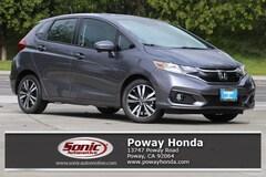 New 2019 Honda Fit EX Hatchback for sale in Poway