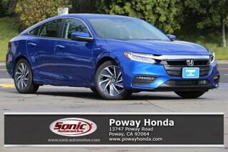 New 2019 Honda Insight Touring Sedan near San Diego