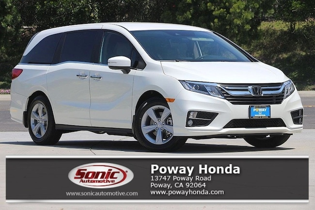 New 2019 Honda Odyssey EX Van near San Diego