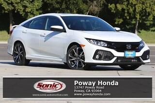 New 2019 Honda Civic Si Sedan near San Diego