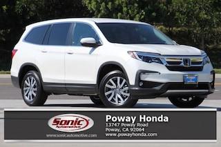 New 2019 Honda Pilot EX FWD SUV near San Diego