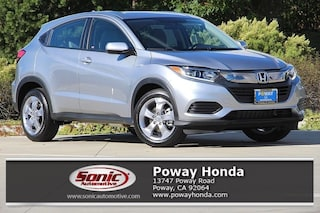 New 2019 Honda HR-V LX 2WD SUV for sale in Poway