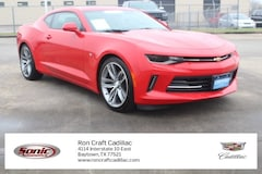 Used 2018 Chevrolet Camaro LT 2dr Cpe  w/1 Coupe for sale in Baytown, TX, near Houston