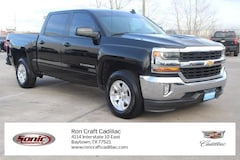 Used 2017 Chevrolet Silverado 1500 LT 2WD Crew Cab 143.5  w/1 Truck Crew Cab for sale in Baytown, TX, near Houston