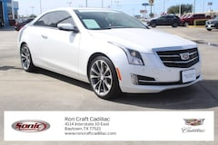 2016 CADILLAC ATS Luxury Collection RWD 2dr Cpe 3.6L Coupe