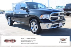 2017 Ram 1500 Big Horn  4x4 Quad Cab 64 Box Truck Quad Cab