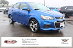 Used 2018 Chevrolet Sonic LT 4dr Sdn Auto Sedan for sale in Baytown, TX, near Houston