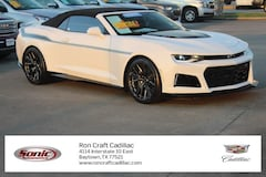 Used 2017 Chevrolet Camaro ZL1 2dr Conv Convertible for sale in Baytown, TX, near Houston