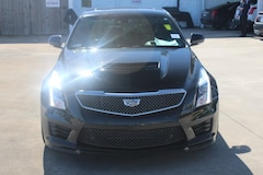 Used 2016 CADILLAC ATS-V 4dr Sdn Sedan for sale in Houston