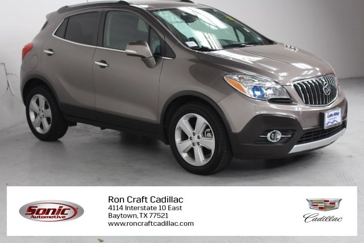 2015 Buick Encore Leather FWD 4dr SUV