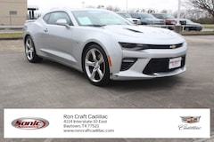 Certified Pre-Owned 2018 Chevrolet Camaro SS 2dr Cpe  w/1 Coupe for sale in Baytown, TX, near Houston