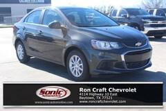 New 2019 Chevrolet Sonic LT Auto Sedan for sale in Baytown, TX, near Houston