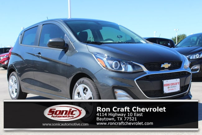 New 2019 Chevrolet Spark LS CVT Hatchback for sale near Houston in Baytown