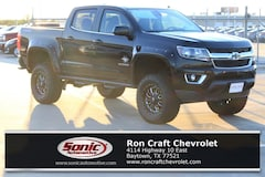 New 2018 Chevrolet Colorado LT Truck Crew Cab for sale in Baytown, TX, near Houston