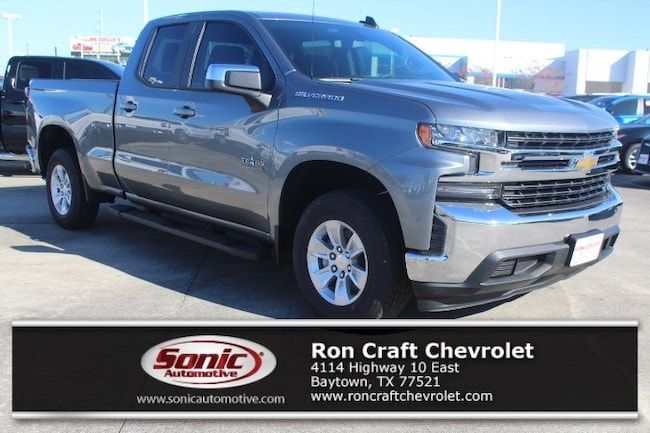 New 2019 Chevrolet Silverado 1500 LT Truck Double Cab for sale near Houston in Baytown