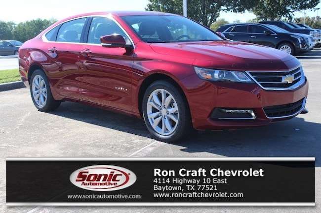 New 2019 Chevrolet Impala LT w/1LT Sedan for sale near Houston in Baytown