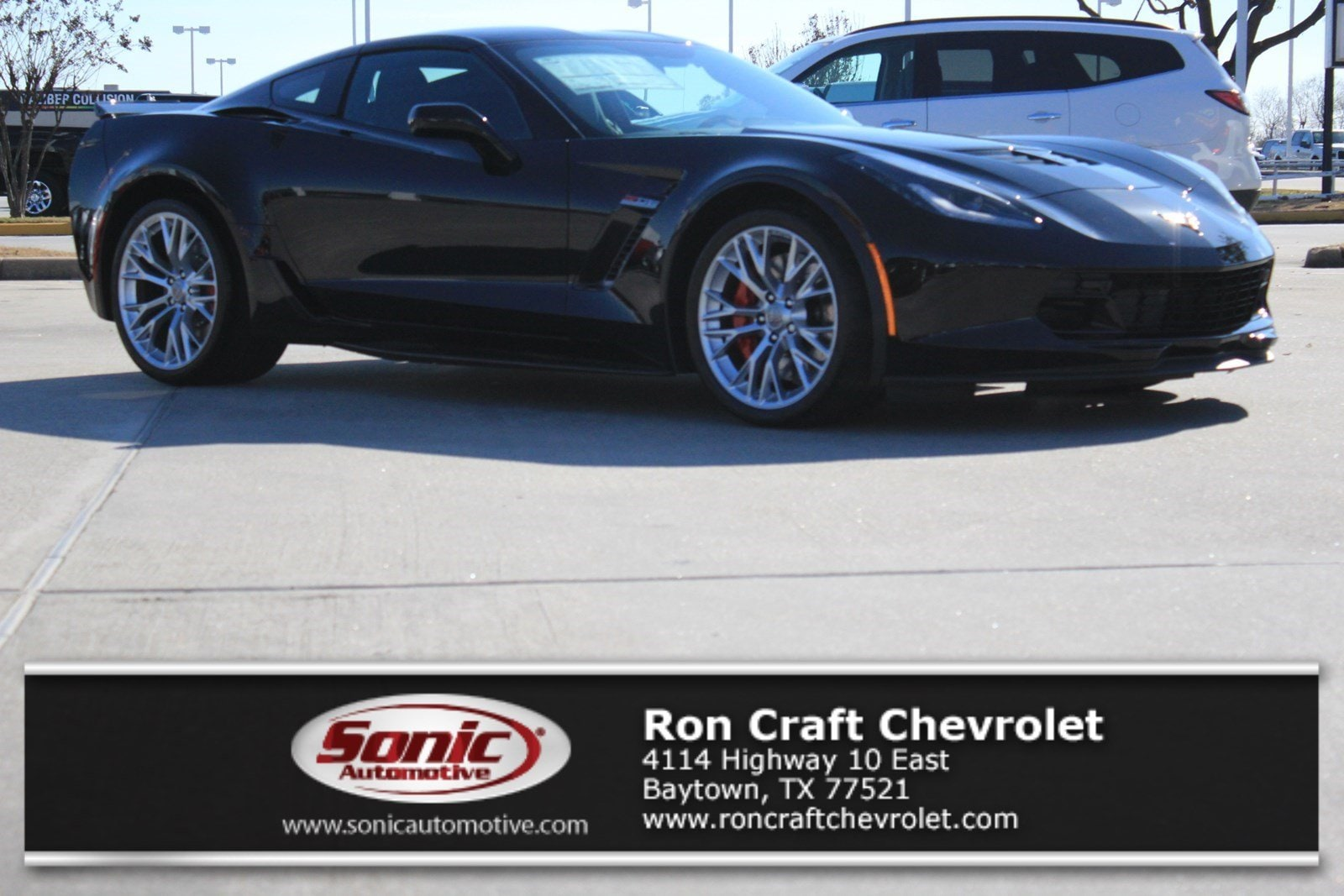 2019 chevrolet corvette for sale in baytown tx ron craft chevrolet. Black Bedroom Furniture Sets. Home Design Ideas