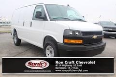 New 2019 Chevrolet Express 2500 Work Van Van Cargo Van for sale in Baytown, TX, near Houston