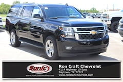 New 2019 Chevrolet Suburban LT SUV for sale in Baytown, TX, near Houston