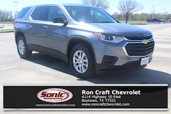 New 2019 Chevrolet Traverse LS w/1LS SUV for sale in Baytown, TX