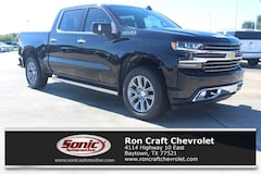 New 2019 Chevrolet Silverado 1500 High Country Truck Crew Cab for sale in Baytown, TX