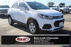 New 2019 Chevrolet Trax LT SUV for sale in Baytown, TX, near Houston