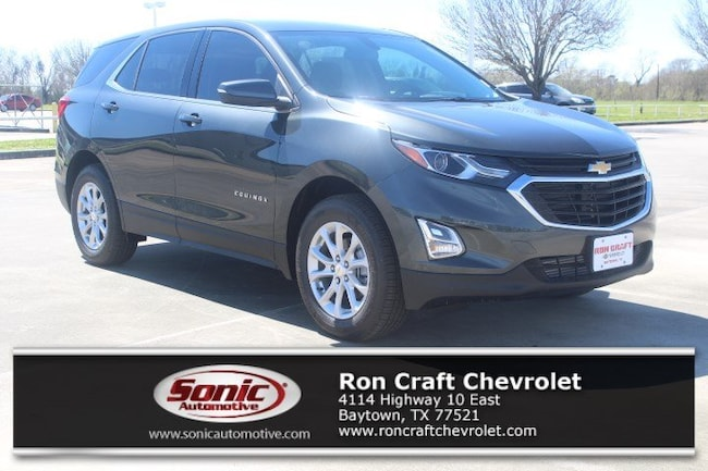 New 2019 Chevrolet Equinox LT w/1LT SUV for sale near Houston in Baytown
