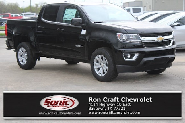 New 2019 Chevrolet Colorado LT Truck Crew Cab for sale near Houston in Baytown