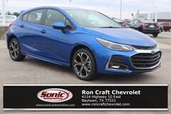 New 2019 Chevrolet Cruze LT Hatchback for sale in Baytown, TX, near Houston