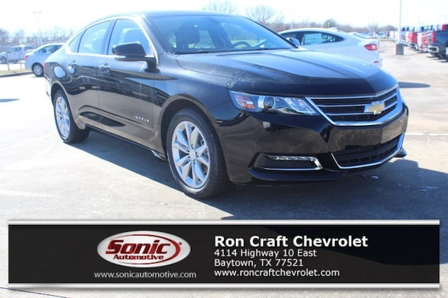 New 2019 Chevrolet Impala LT w/1LT Sedan for sale near Houston in Baytown