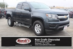 New 2019 Chevrolet Colorado WT Truck Extended Cab for sale in Baytown, TX, near Houston