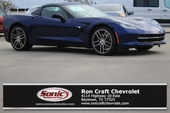 New 2018 Chevrolet Corvette Stingray Z51 Convertible for sale in Baytown, TX, near Houston