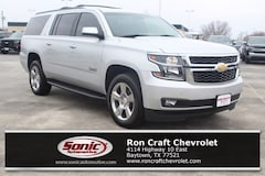 New 2018 Chevrolet Suburban LT SUV for sale in Baytown, TX, near Houston