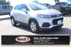 New 2019 Chevrolet Trax LS SUV for sale in Baytown, TX, near Houston