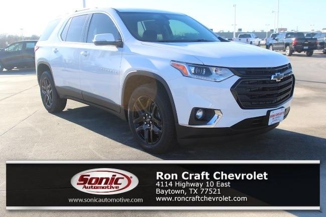 New 2019 Chevrolet Traverse LT Cloth w/1LT SUV for sale near Houston in Baytown