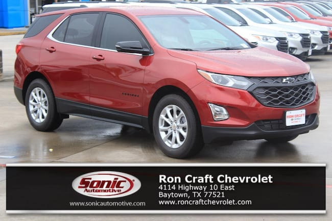 New 2019 Chevrolet Equinox LT w/1LT SUV for sale near Houston in Baytown