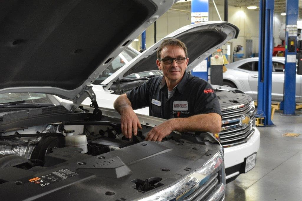Ron Craft Baytown >> Chevrolet Auto Service Repair In Baytown Ron Craft Chevrolet