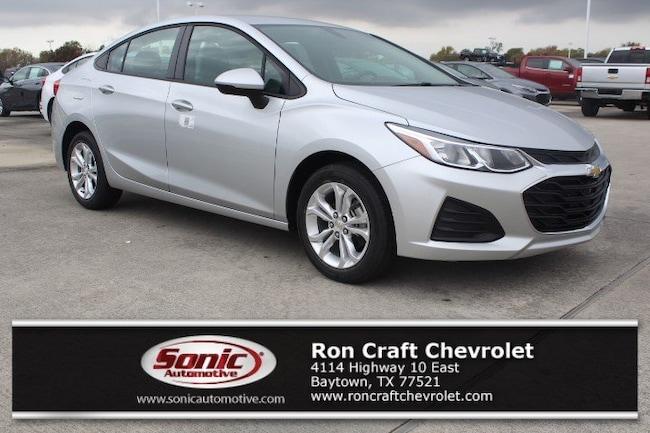 New 2019 Chevrolet Cruze LS Sedan for sale near Houston in Baytown