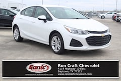 New 2019 Chevrolet Cruze LS Hatchback for sale in Baytown, TX, near Houston