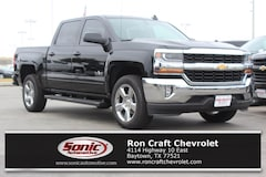 New 2018 Chevrolet Silverado 1500 LT w/1LT Truck Crew Cab for sale in Baytown, TX, near Houston