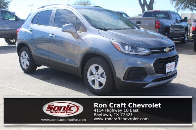 New 2019 Chevrolet Trax LT SUV for sale near Houston in Baytown