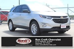 New 2019 Chevrolet Equinox LS SUV for sale in Baytown, TX